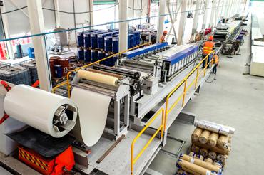 Dây chuyền sản xuất công nghệ mới