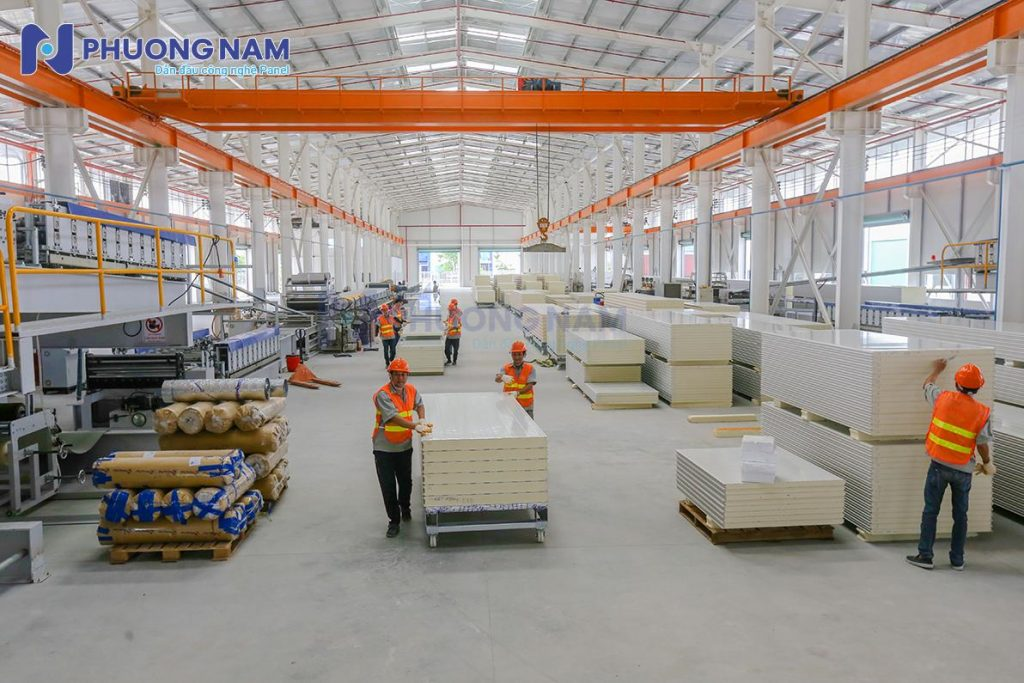 3 features of soundproof, insulating, fire resistance of Phuong Nam Panel