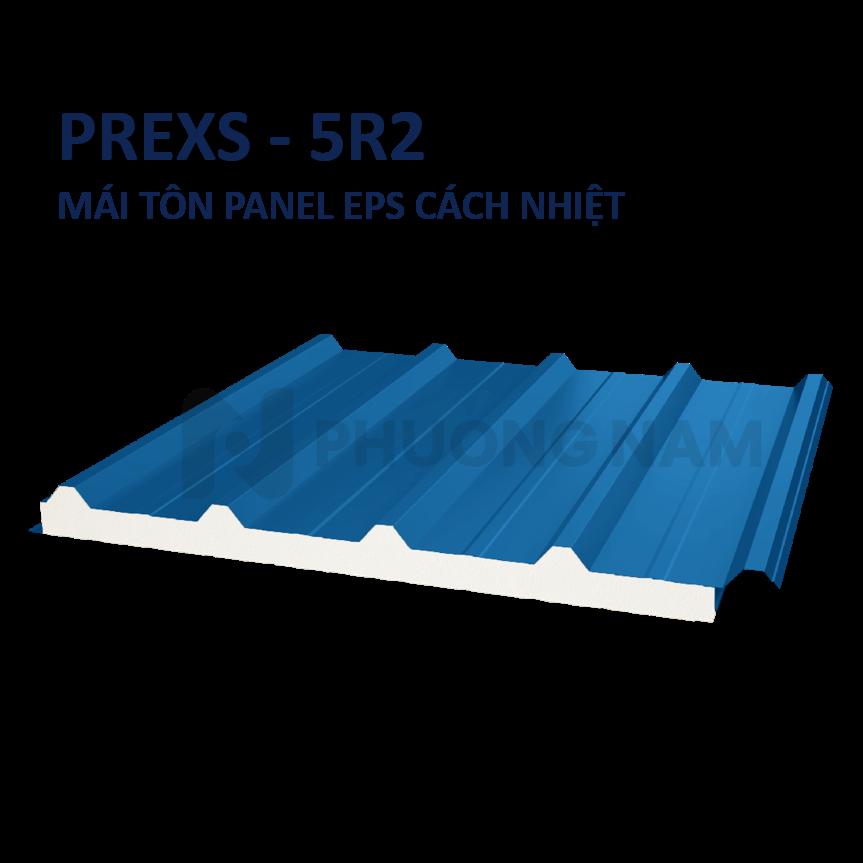 Mái Panel Prexs EPS - Mái Tôn Cách Nhiệt
