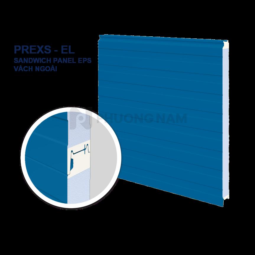 Vách Panel Prexs - Vách Ngoài