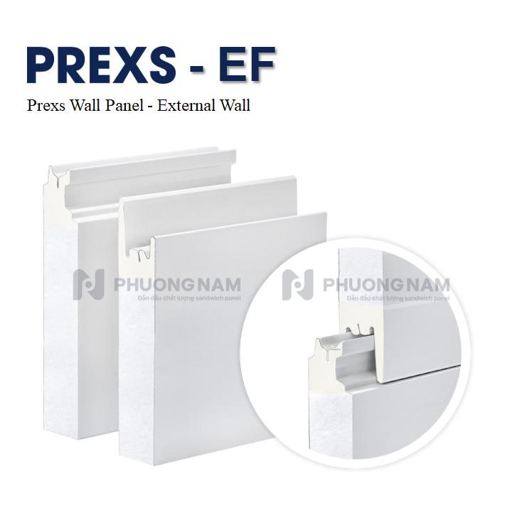 Prexs External Wall Panel