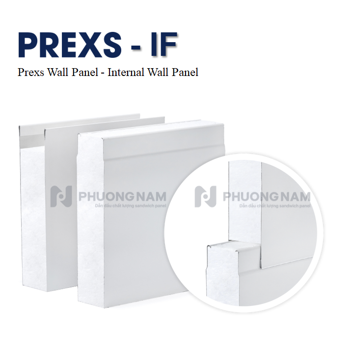 Prexs Wall Panel - Internal Wall