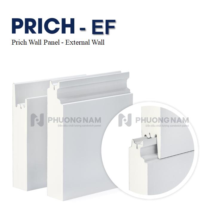 Prich Wall Panel - External Wall