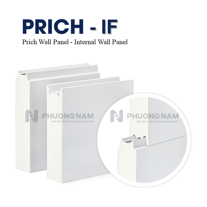 Prich Wall Panel - Internal Wall Panel