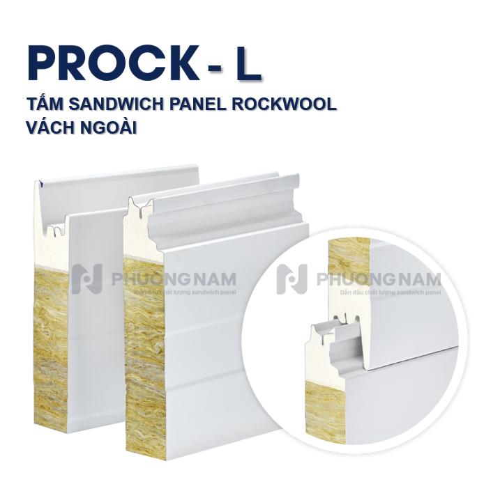 Prock Wall Panel - External Wall
