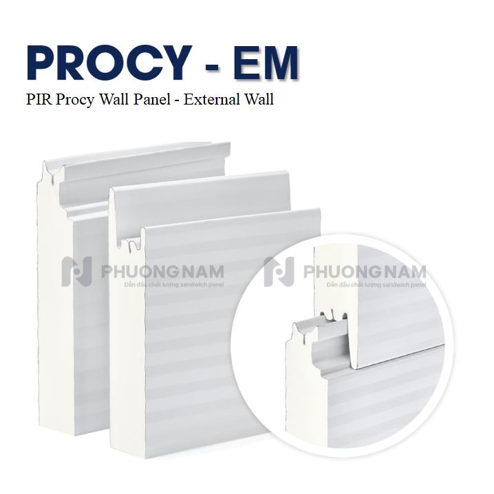 Procy Wall Panel - Internal Wall