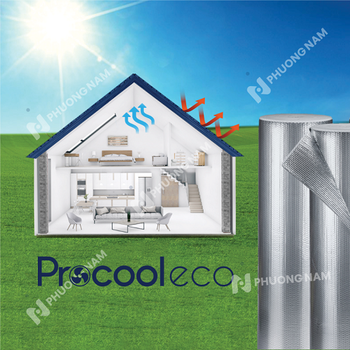 Air bubble insulating sheets ProCool Eco