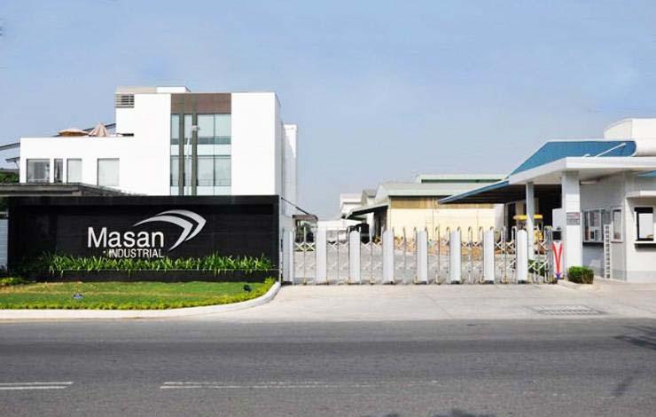 Công trình Nhà máy MASAN Nghệ An