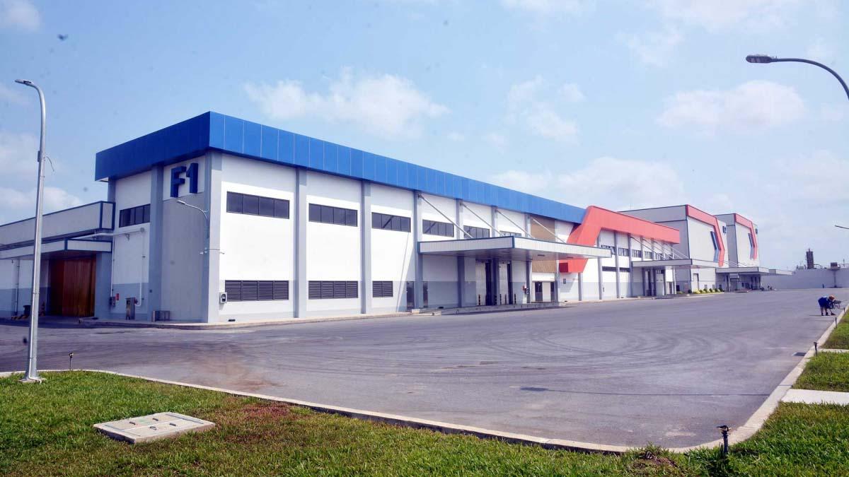 Nhà máy Thực phẩm MASAN FOOD Hậu Giang